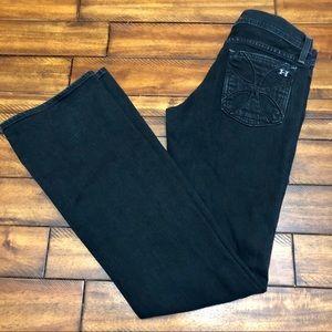 Habitual Black Bootcut Jeans 27